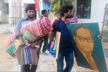 Caste lives even in Universities